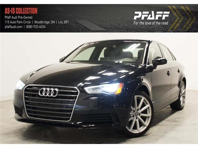 2015 Audi A3 2.0T Progressiv (Stk: C5712) in Woodbridge - Image 1 of 12