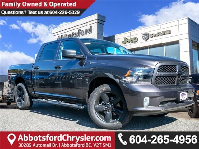 2019 RAM 1500 Classic ST (Stk: K578725) in Abbotsford - Image 1 of 19