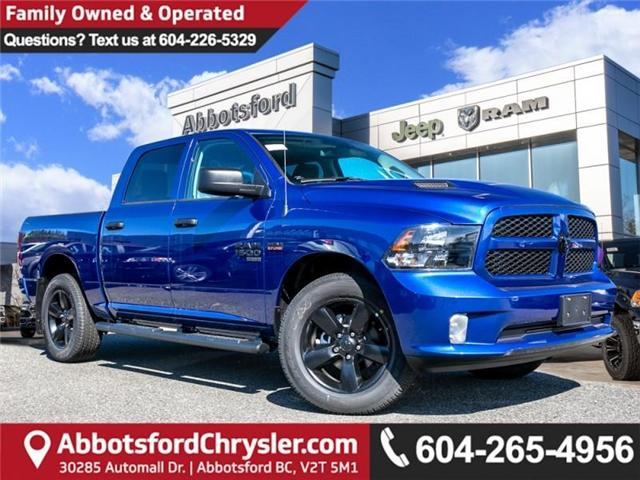 2019 RAM 1500 Classic ST (Stk: K601048) in Abbotsford - Image 1 of 21