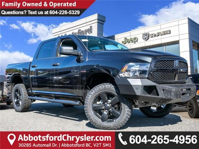 2019 RAM 1500 Classic ST (Stk: K595572) in Abbotsford - Image 1 of 22