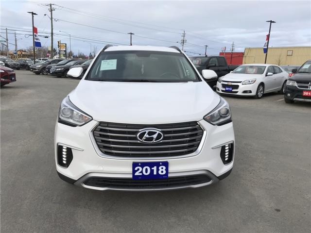 2018 Hyundai Santa Fe XL Luxury (Stk: 19105) in Sudbury - Image 2 of 14
