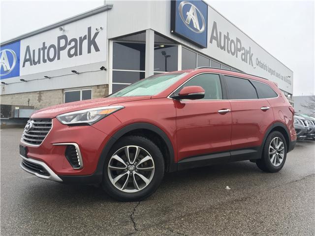 2018 Hyundai Santa Fe XL Premium (Stk: 18-58654RJB) in Barrie - Image 1 of 30