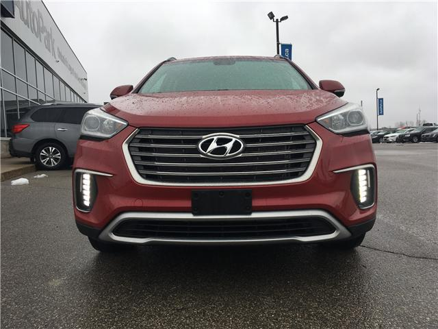 2018 Hyundai Santa Fe XL Premium (Stk: 18-58654RJB) in Barrie - Image 2 of 30
