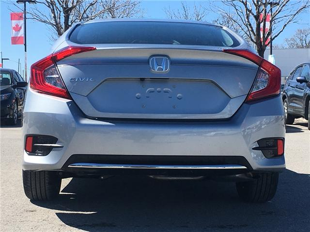 2019 Honda Civic LX (Stk: 19209) in Barrie - Image 4 of 13