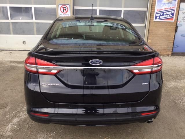 2017 Ford Fusion SE (Stk: U-3846) in Kapuskasing - Image 4 of 8