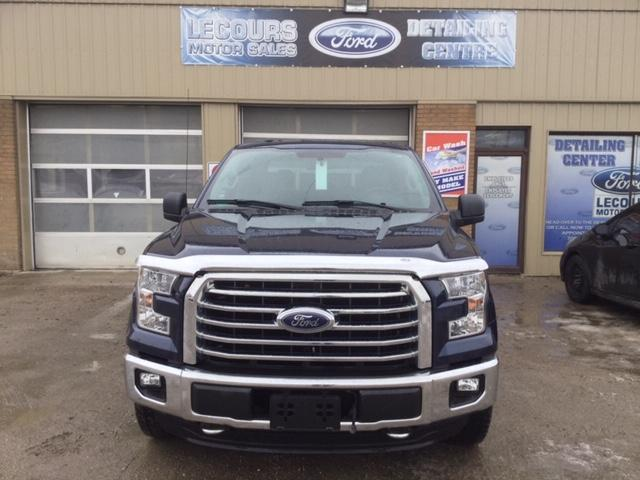 2016 Ford F-150 XLT (Stk: U-3795) in Kapuskasing - Image 2 of 8