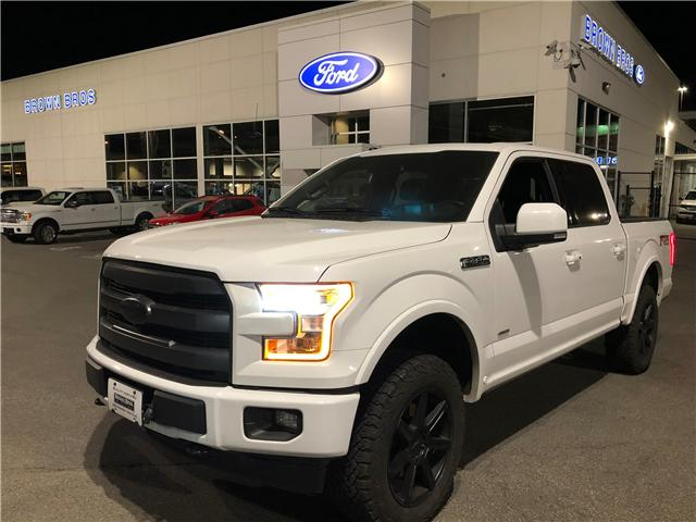 2017 Ford F-150 Lariat (Stk: OP1929) in Vancouver - Image 1 of 27
