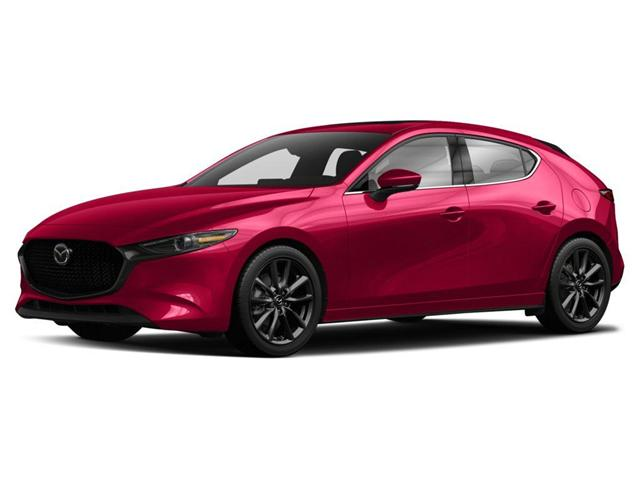 2019 Mazda Mazda3 GS (Stk: F122192) in Saint John - Image 1 of 2
