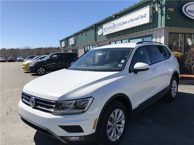 2018 Volkswagen Tiguan Trendline (Stk: 10303) in Lower Sackville - Image 1 of 21