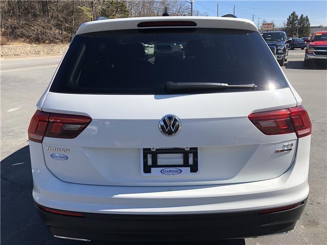 2018 Volkswagen Tiguan Trendline (Stk: 10303) in Lower Sackville - Image 4 of 21
