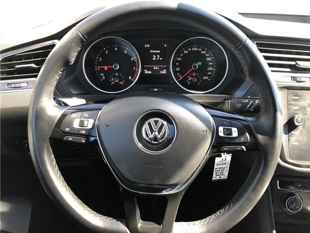 2018 Volkswagen Tiguan Trendline (Stk: 10303) in Lower Sackville - Image 15 of 21