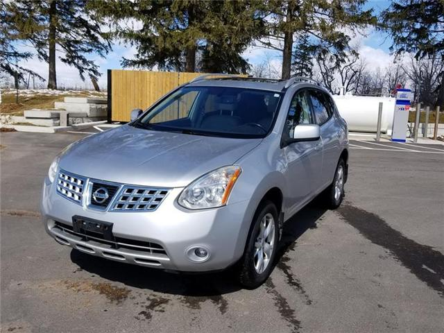 2008 Nissan Rogue SL (Stk: S00048A) in Guelph - Image 1 of 7