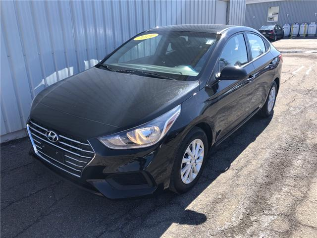 2018 Hyundai Accent GL (Stk: U3370) in Charlottetown - Image 1 of 19