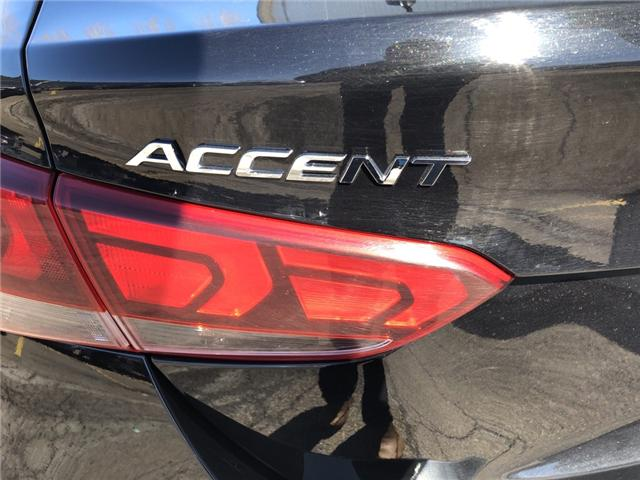 2018 Hyundai Accent GL (Stk: U3370) in Charlottetown - Image 7 of 19