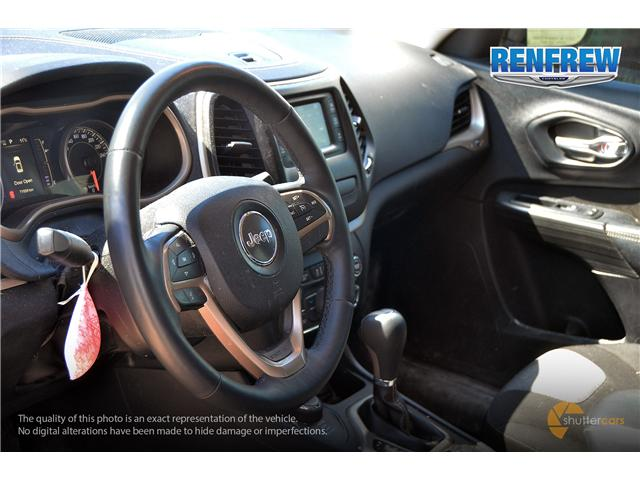 2016 Jeep Cherokee Sport (Stk: K114A) in Renfrew - Image 10 of 20
