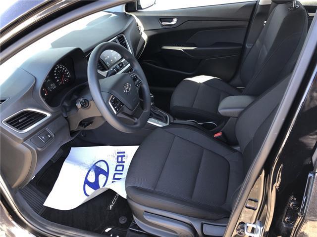 2018 Hyundai Accent GL (Stk: U3370) in Charlottetown - Image 9 of 19