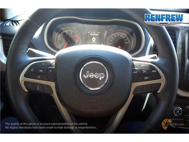 2016 Jeep Cherokee Sport (Stk: K114A) in Renfrew - Image 13 of 20