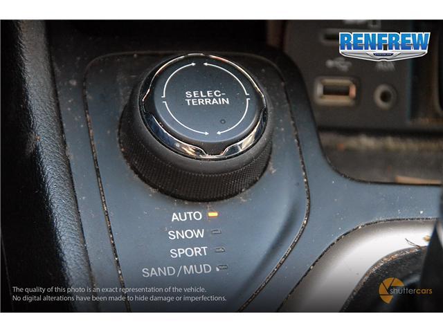 2016 Jeep Cherokee Sport (Stk: K114A) in Renfrew - Image 19 of 20