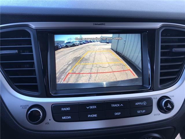 2018 Hyundai Accent GL (Stk: U3370) in Charlottetown - Image 14 of 19