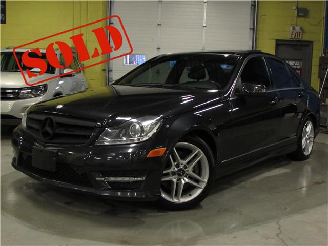 2012 Mercedes-Benz C-Class Base (Stk: c5497) in North York - Image 1 of 21