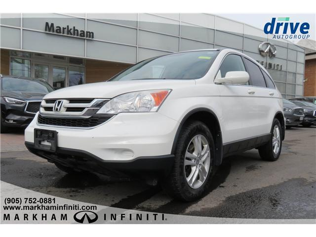 2011 Honda CR-V EX (Stk: K502A) in Markham - Image 1 of 24