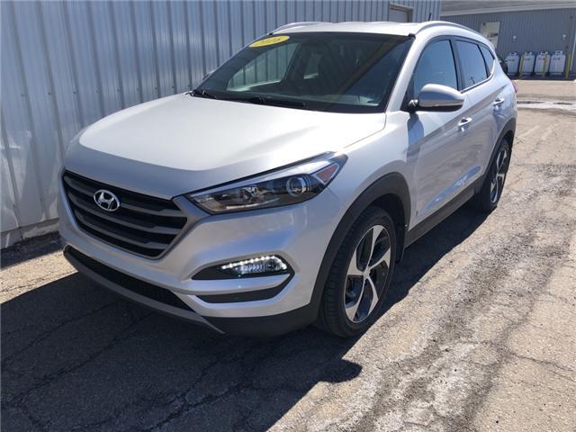 2016 Hyundai Tucson Premium 1.6 (Stk: U3383) in Charlottetown - Image 1 of 19