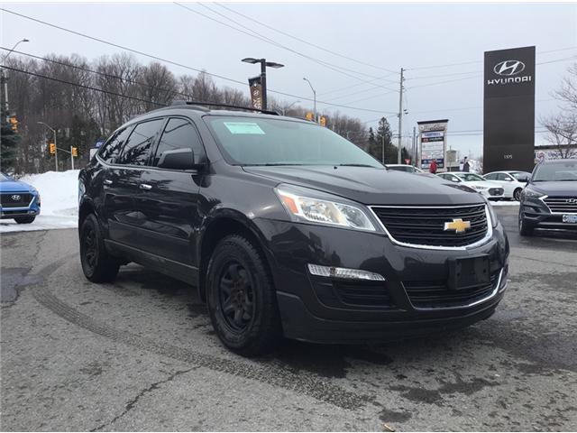 2014 Chevrolet Traverse LS (Stk: R95050A) in Ottawa - Image 1 of 11