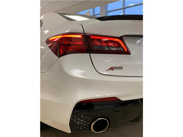 2019 Acura TLX Tech A-Spec (Stk: TX12604) in Toronto - Image 4 of 10
