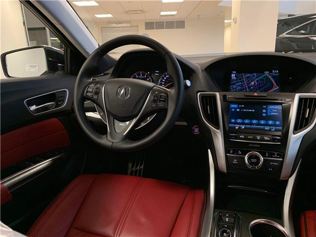 2019 Acura TLX Tech A-Spec (Stk: TX12604) in Toronto - Image 9 of 10