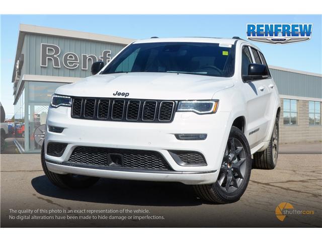 2019 Jeep Grand Cherokee Limited (Stk: K168) in Renfrew - Image 1 of 20