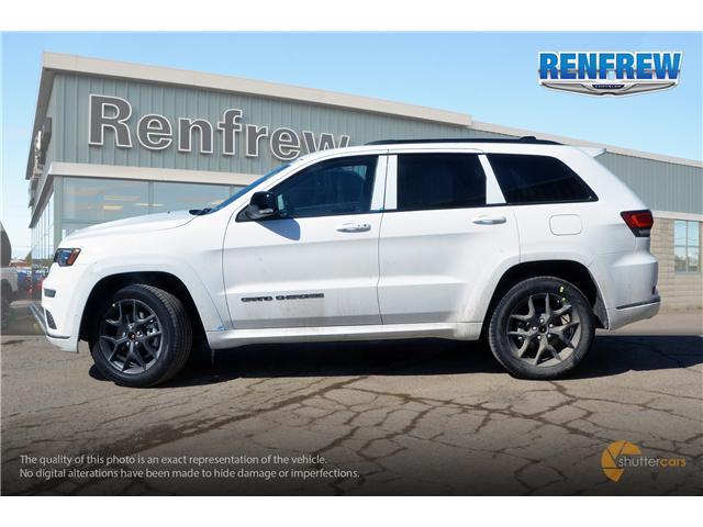 2019 Jeep Grand Cherokee Limited (Stk: K168) in Renfrew - Image 3 of 20