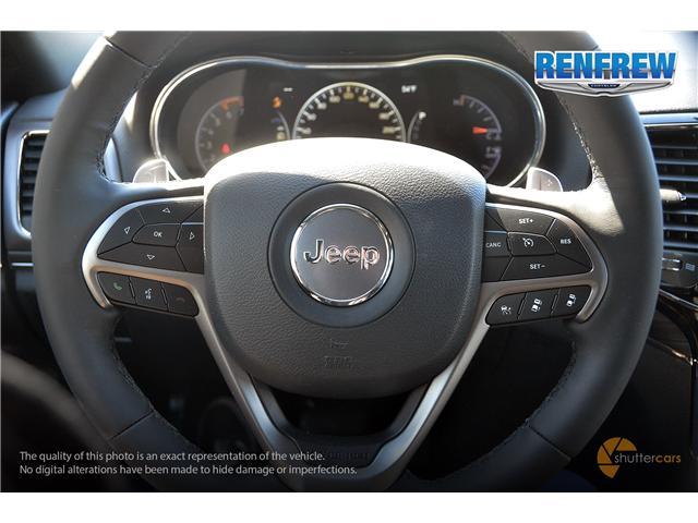 2019 Jeep Grand Cherokee Limited (Stk: K168) in Renfrew - Image 10 of 20