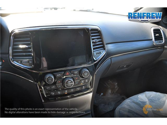 2019 Jeep Grand Cherokee Limited (Stk: K168) in Renfrew - Image 12 of 20