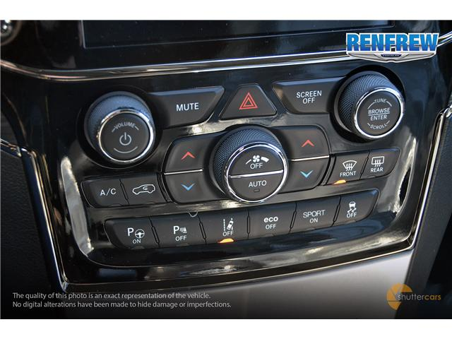 2019 Jeep Grand Cherokee Limited (Stk: K168) in Renfrew - Image 13 of 20
