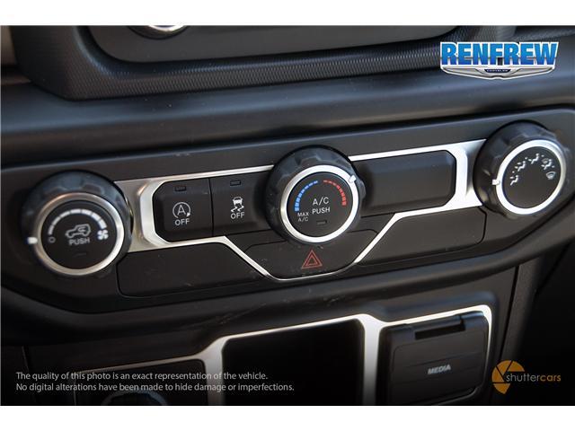 2019 Jeep Wrangler Sport (Stk: K174) in Renfrew - Image 16 of 20