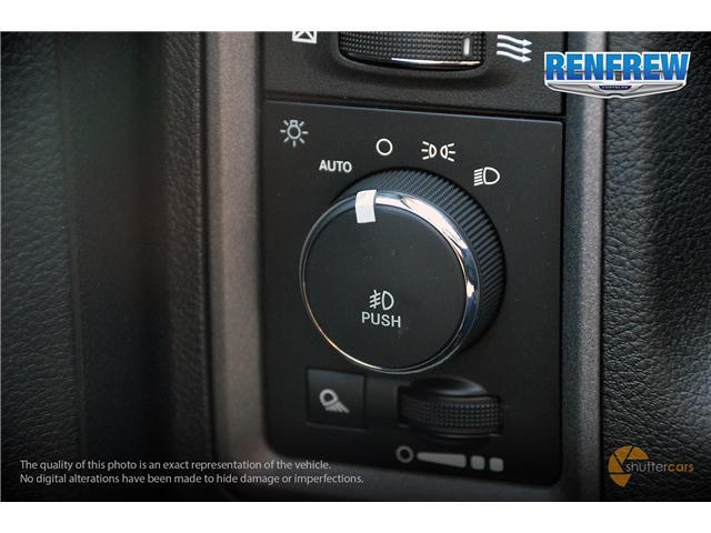 2019 RAM 1500 Classic ST (Stk: K186) in Renfrew - Image 19 of 20
