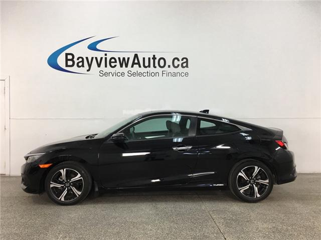 2016 Honda Civic Touring (Stk: 34564W) in Belleville - Image 1 of 30