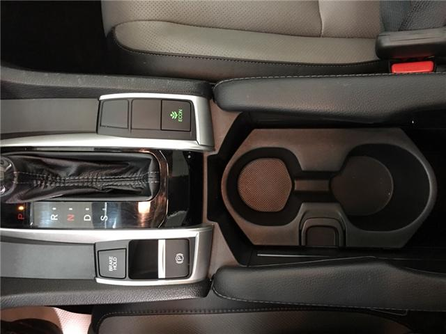 2016 Honda Civic Touring (Stk: 34564W) in Belleville - Image 20 of 30