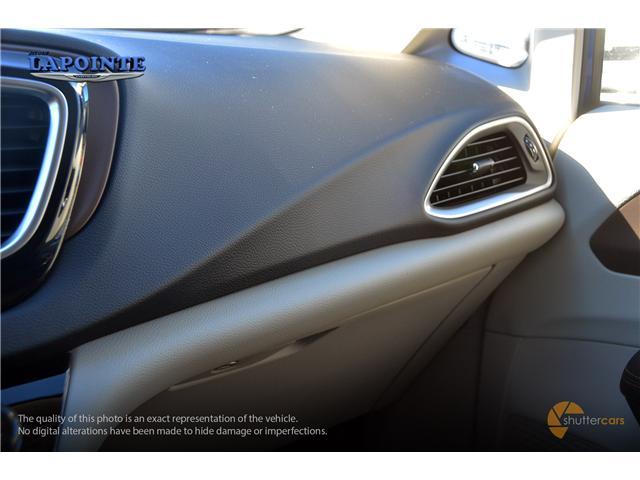 2019 Chrysler Pacifica L (Stk: 19200) in Pembroke - Image 17 of 20