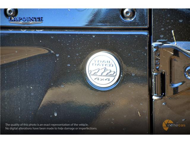 2019 Jeep Wrangler Sport (Stk: 19237) in Pembroke - Image 6 of 20
