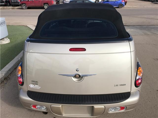 2005 Chrysler PT Cruiser Touring (Stk: 21411C) in Edmonton - Image 13 of 22