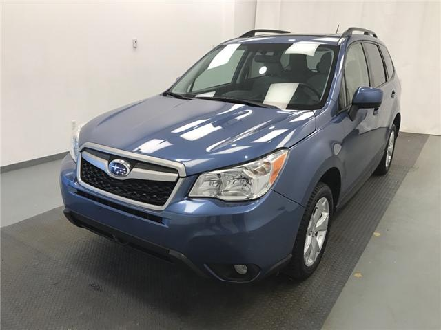 2015 Subaru Forester 2.5i Touring Package JF2SJCHC1FH806298 153927 in Lethbridge