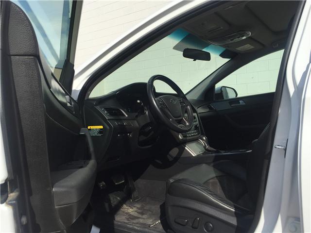 2016 Hyundai Sonata Sport Tech (Stk: D1298) in Regina - Image 10 of 23