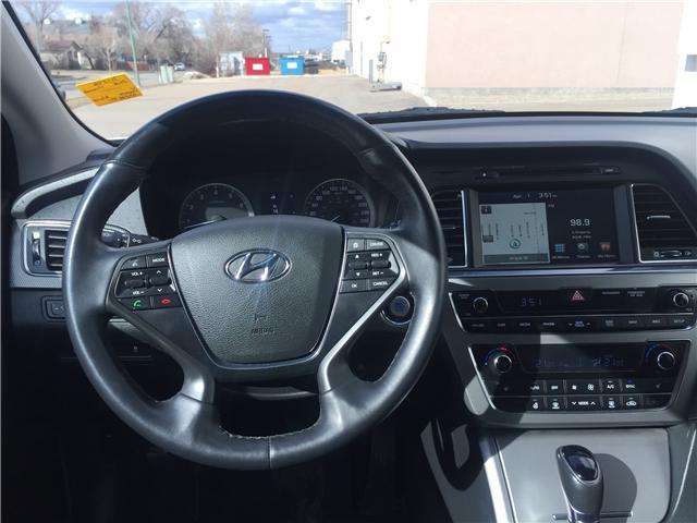 2016 Hyundai Sonata Sport Tech (Stk: D1298) in Regina - Image 13 of 23
