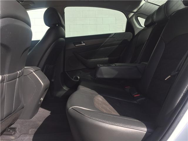 2016 Hyundai Sonata Sport Tech (Stk: D1298) in Regina - Image 20 of 23