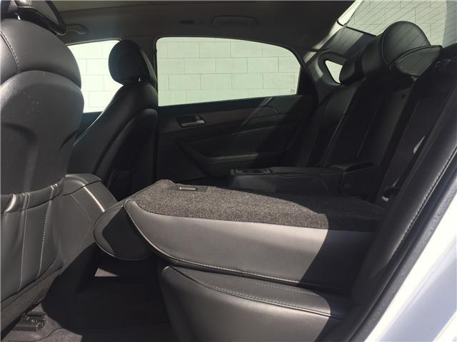 2016 Hyundai Sonata Sport Tech (Stk: D1298) in Regina - Image 21 of 23
