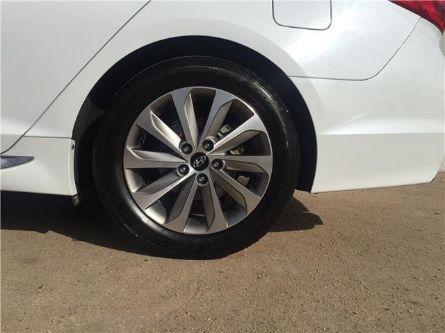2016 Hyundai Sonata Sport Tech (Stk: D1298) in Regina - Image 23 of 23