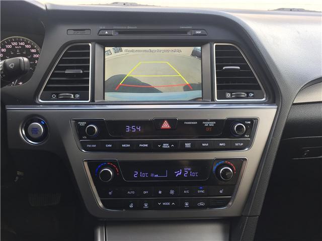2016 Hyundai Sonata Sport Tech (Stk: D1298) in Regina - Image 17 of 23