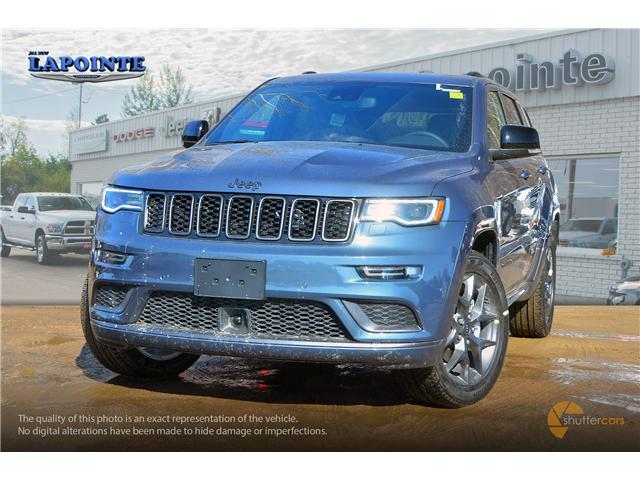 2019 Jeep Grand Cherokee Limited (Stk: 19253) in Pembroke - Image 1 of 20