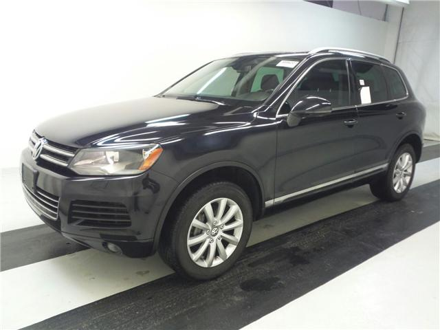 2012 Volkswagen Touareg 3.0 TDI Comfortline (Stk: C5590) in North York - Image 1 of 5